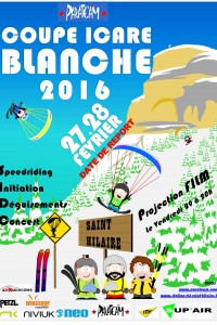 Coupe Icare Blanche 2016